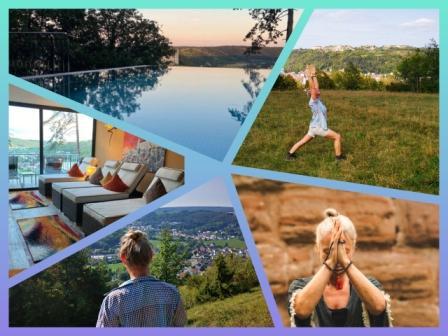 Yoga-Retreat: Feelin' myself